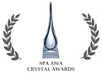 Spa Asia Crystal Award